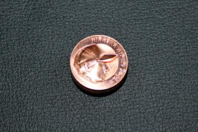 冷間鍛造コイン