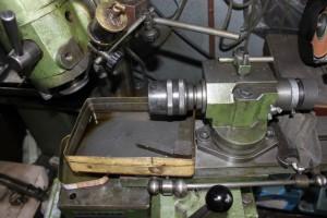エンドミル研磨盤