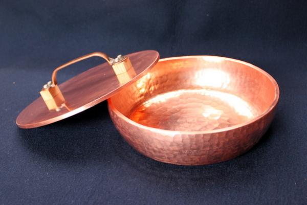 銅鍋6mm厚 銅ダッチオーブン