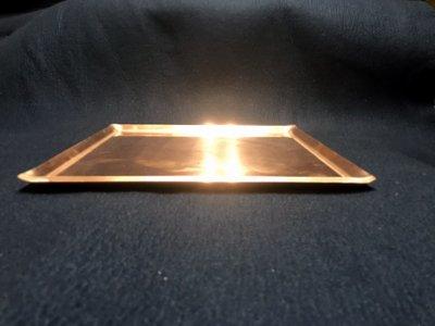 お好み焼きの鉄板  (銅板 厚さ5mm)