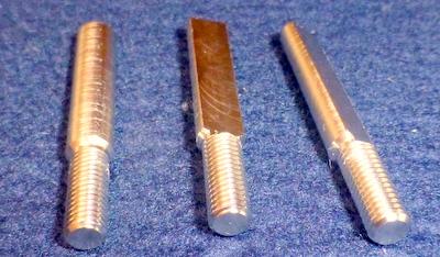 M5ネジ加工と平面加工