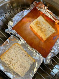 銅板でパンを焼いてみたステンレス無水鍋